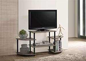Progressive Furniture Phoenix TV Stand, 49X16X23, Tan