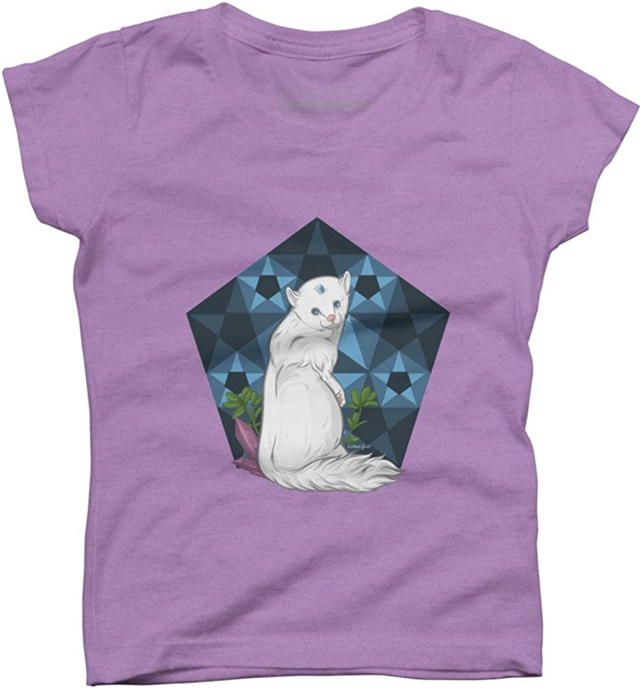 Design By Humans Sage One Girls Youth Graphic T Shirt