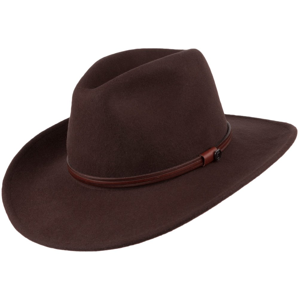 Jaxon & James Sedona Cowboy Hat - Brown