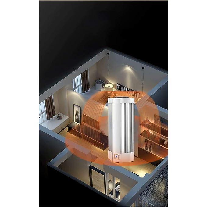 ltjrq Calentadores de Estufa para Hornear, Ahorro de energía en el hogar, Calentamiento rápido, Ahorro de energía, calefacción eléctrica, calefacción, ...
