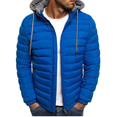 Manteau ultra chaud homme