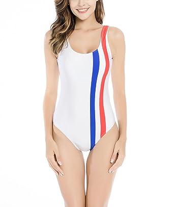RELLECIGA Costume Donna Intero con Laccetti Monokini