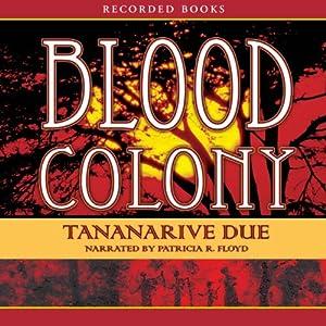 Blood Colony Audiobook