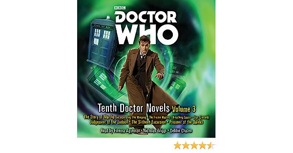 Doctor Who: Tenth Doctor Novels Volume 3: 10th Doctor Novels ...