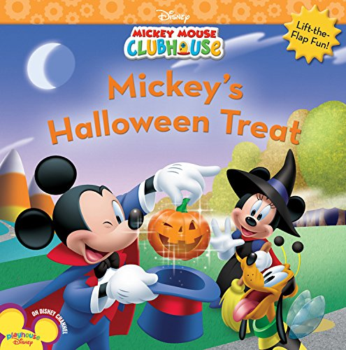 Mickey's Halloween Treat (Disney Mickey Mouse Clubhouse)]()