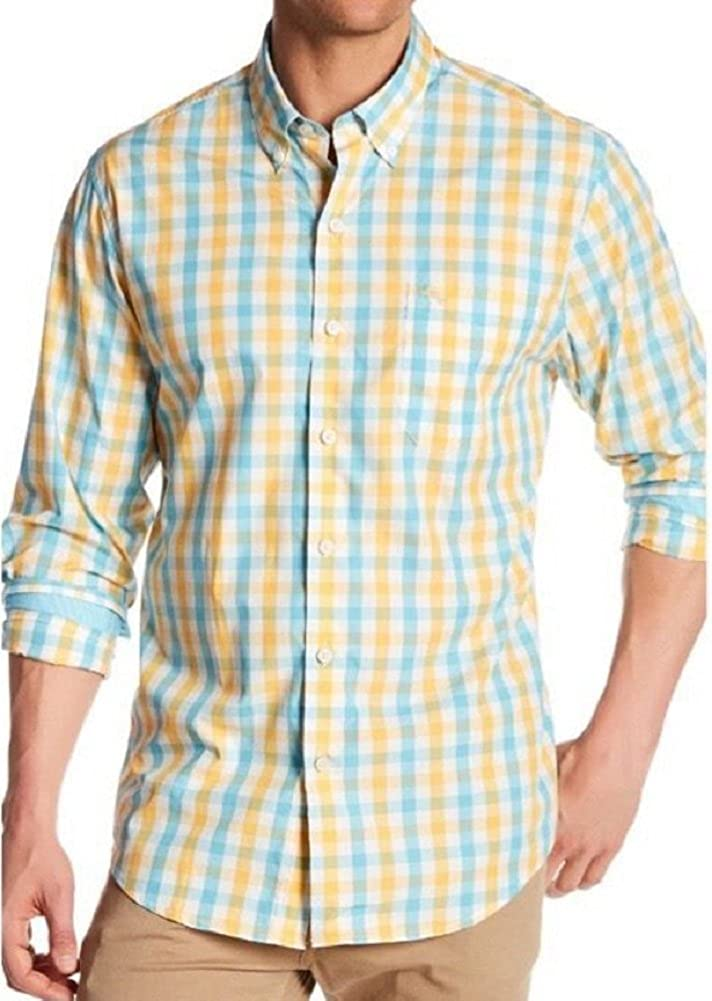 Tommy Bahama Long Sleeve Tudo Check Camp Shirt