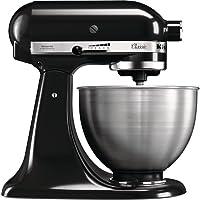 KitchenAid 5K45SSEOB ROBOT DE COCINA DE 4,3 L CLASSIC Negro onix