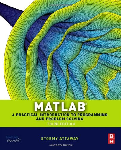 Matlab, Third Edition