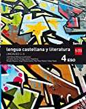 img - for Lengua castellana y literatura. 4 ESO. Savia. Trimestres book / textbook / text book