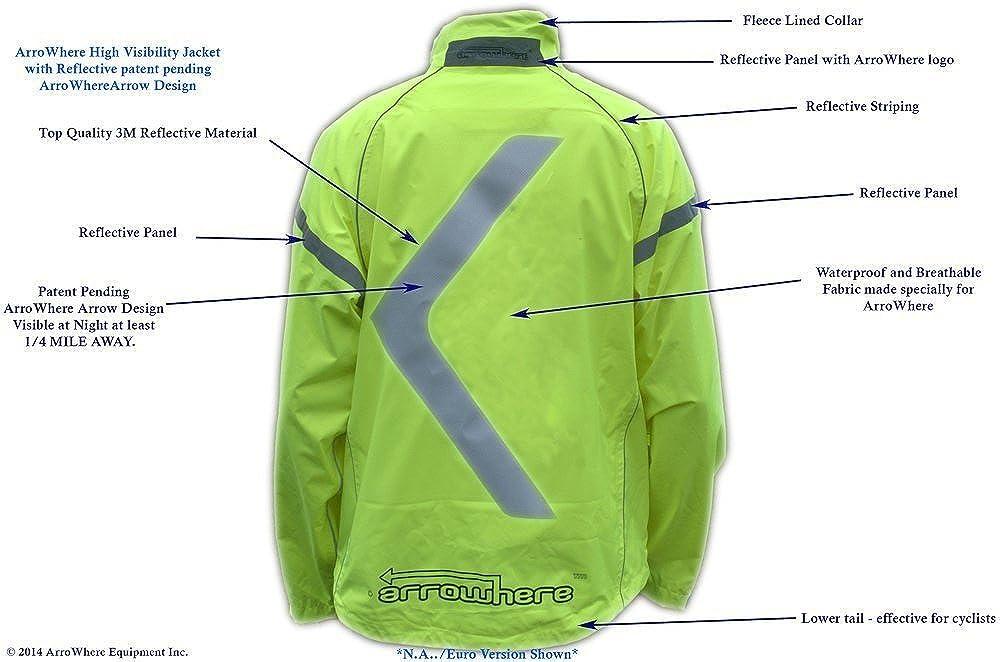 ArroWhere Waterproof Jacket