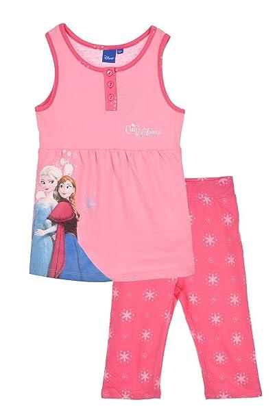 Pijama 3/4 Frozen Rosa rosa 4 Años