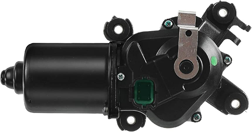 Front Windshield Wiper Motor Compatible with Nissan Pathfinder Xterra Frontier Infiniti QX4 G20