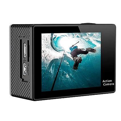 H9 acción de la cámara 4K Ultra HD WiFi 2.0