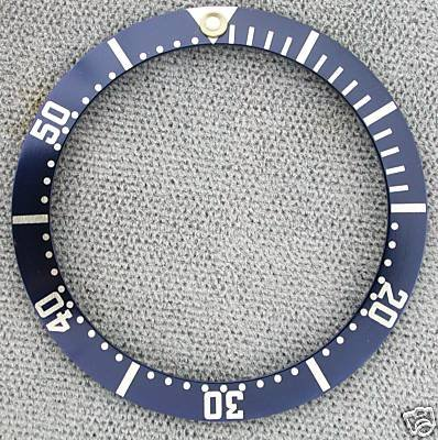 Bezel Insert for Omega Watch 36mm James Bond Swiss Part: Amazon ca