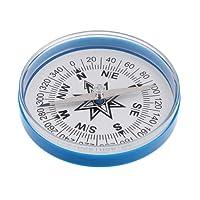 Sanzhileg Bussola Portatile Professionale Bussola Portatile Grande da 100 mm per l'insegnamento all'aperto