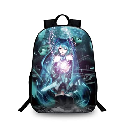 Gumstyle Hatsune Miku Backpack Shoulder School Bag for Children 4 | Kids' Backpacks