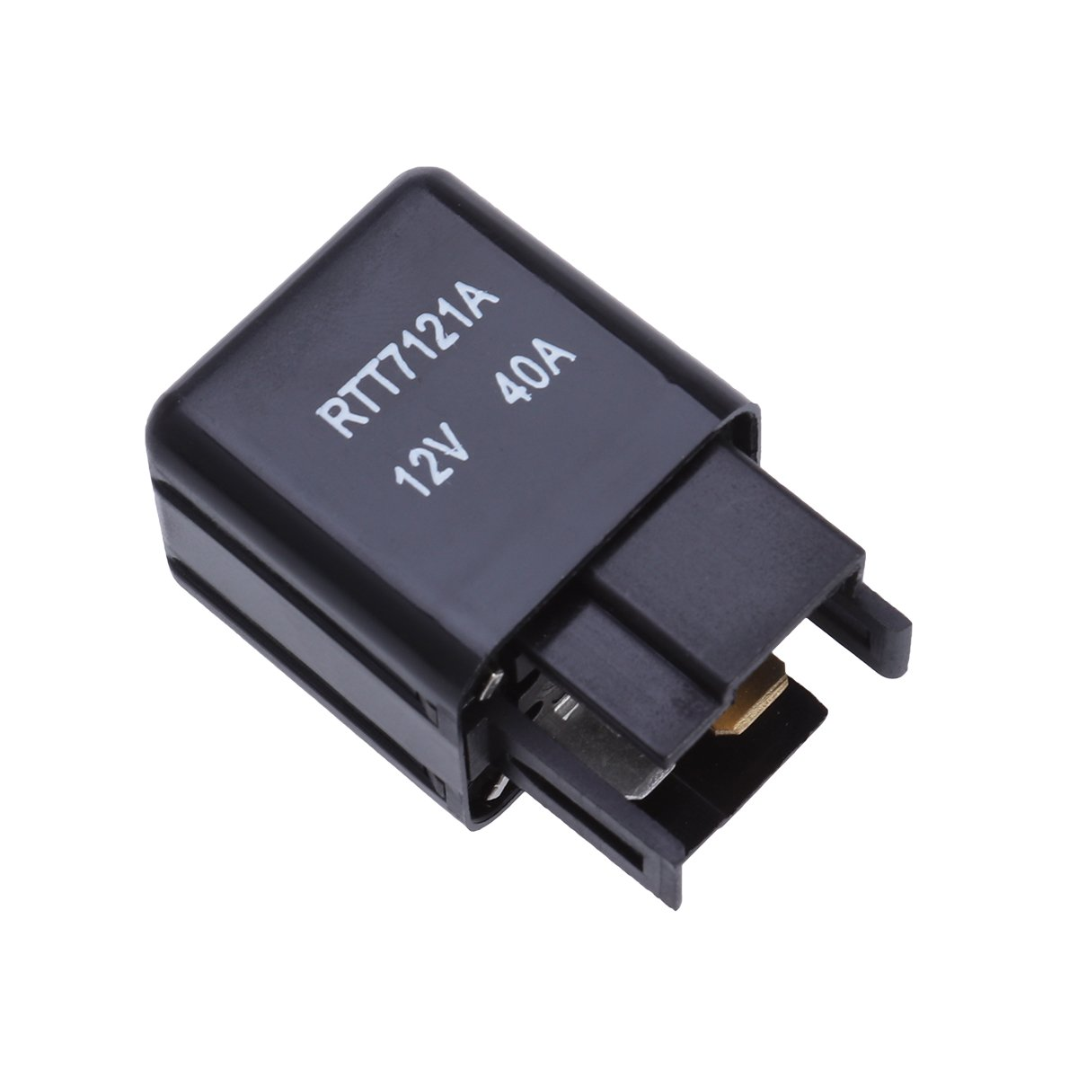 WINOMO Car 40A Relay Mechanical 4-Pin Relay Replacement for Toyota Camry Previa Corolla