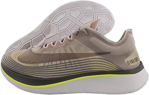 Nike NikeLab Zoom Fly SP, Zapatillas de Running Unisex Adulto, Multicolor (Sepia Stone 201), 40 EU: Amazon.es: Zapatos y complementos
