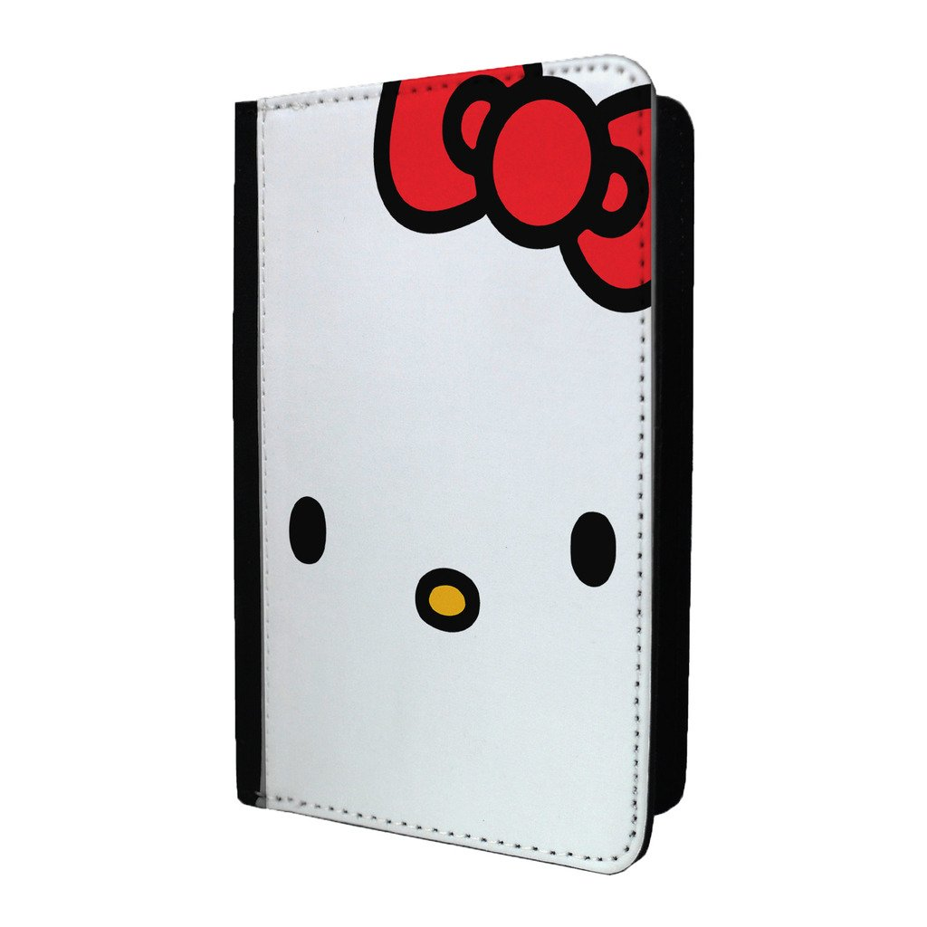 Accessories4Life ST-T1455 Protè ge-passeports Motif Hello Kitty.