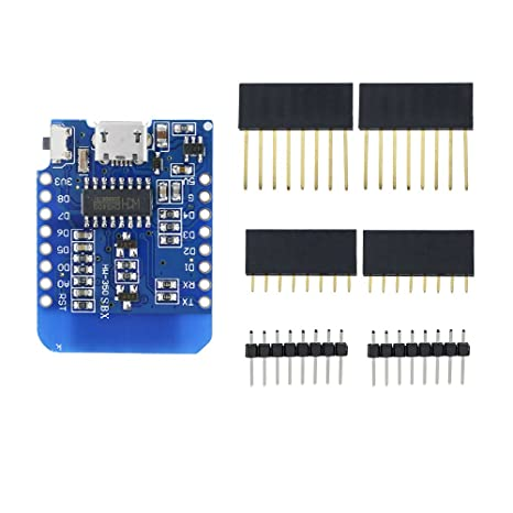 Aideepen ESP8266 ESP-12 NodeMcu Lua WeMos D1 Mini WiFi Develop Kit  Development Board