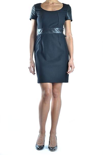 934c0930c37b Marc by Marc Jacobs Vestito Donna MCBI15777 Lana Nero  Amazon.it   Abbigliamento