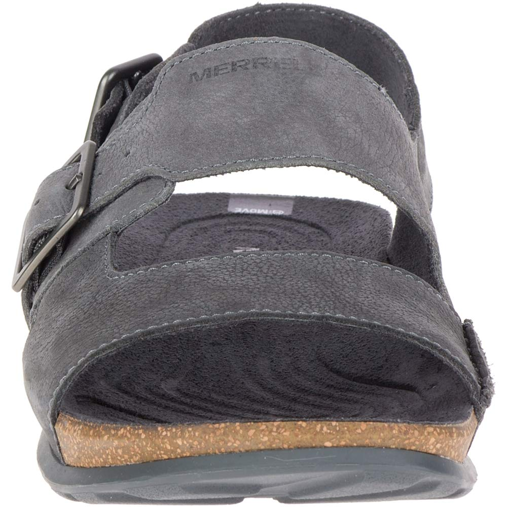 Merrell Mens Downtown Backstrap Buckle Sandal