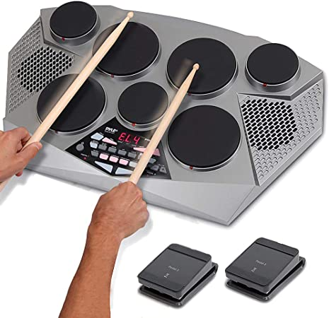 Pyle Electronic Drum Set Pad (PTED06)