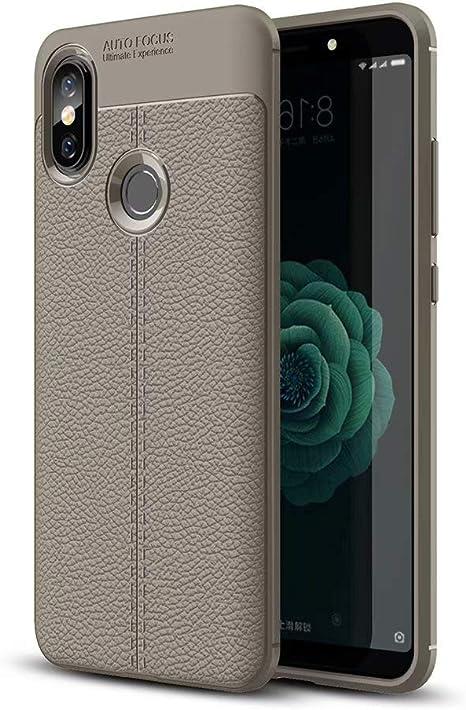 WYRHS Compatible con Xiaomi Mi A2 Lite/Redmi 6 Pro Funda TPU de ...