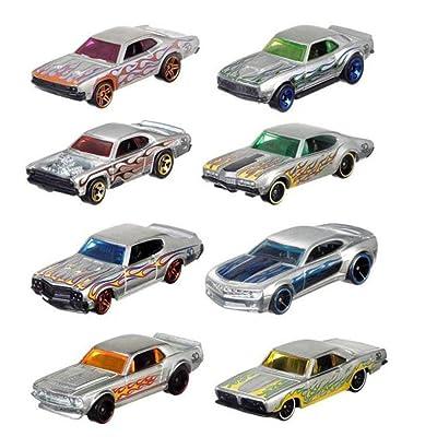 Hot Wheels 2020 Zamac set of 8: Toys & Games
