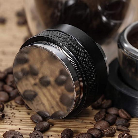 POEFT 58mm Distribuidor de caf/é Distribuidor de caf/é Herramienta de distribuci/ón de caf/é Distribuidor de caf/é Herramienta Distribuidor de caf/é//Nivelador