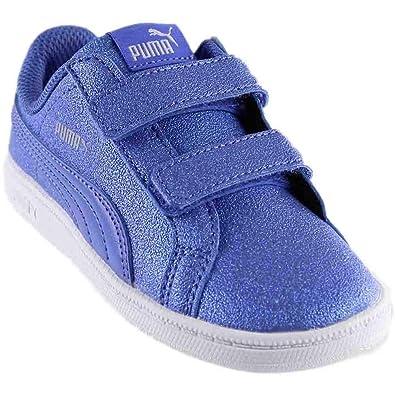 e902bda184ab87 PUMA Smash Glitz SL V Inf  Amazon.co.uk  Shoes   Bags