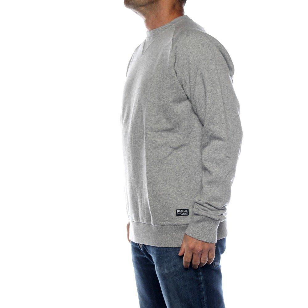Vazva Crew Fl - Sudadera para hombre, talla M, color HGREY: Amazon.es: Ropa y accesorios