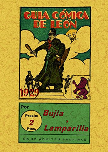 GUIA COMICA DE LEON (Spanish) Paperback – 2012