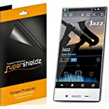 [6-Pack] Supershieldz- Anti-Bubble High Definition Clear Screen Protector For Sharp Aquos Crystal + Lifetime Replacements Warranty [6-PACK] - Retail Packaging