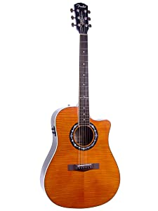 Fender T-Bucket 300CE Dreadnought Cutaway Acoustic-Electric Guitar