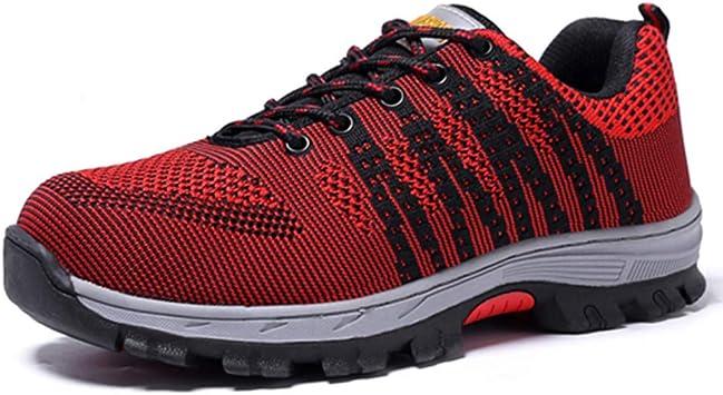 Mens Diabetic Safety Toe Sneakers