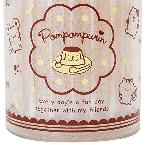 Sanrio Pomupomu pudding pudding-shaped cotton swab box From Japan New