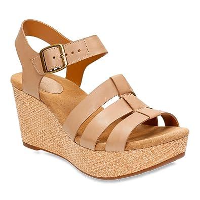 062e54877662 Clarks Caslynn Harp Strappy Sandal  Amazon.co.uk  Shoes   Bags
