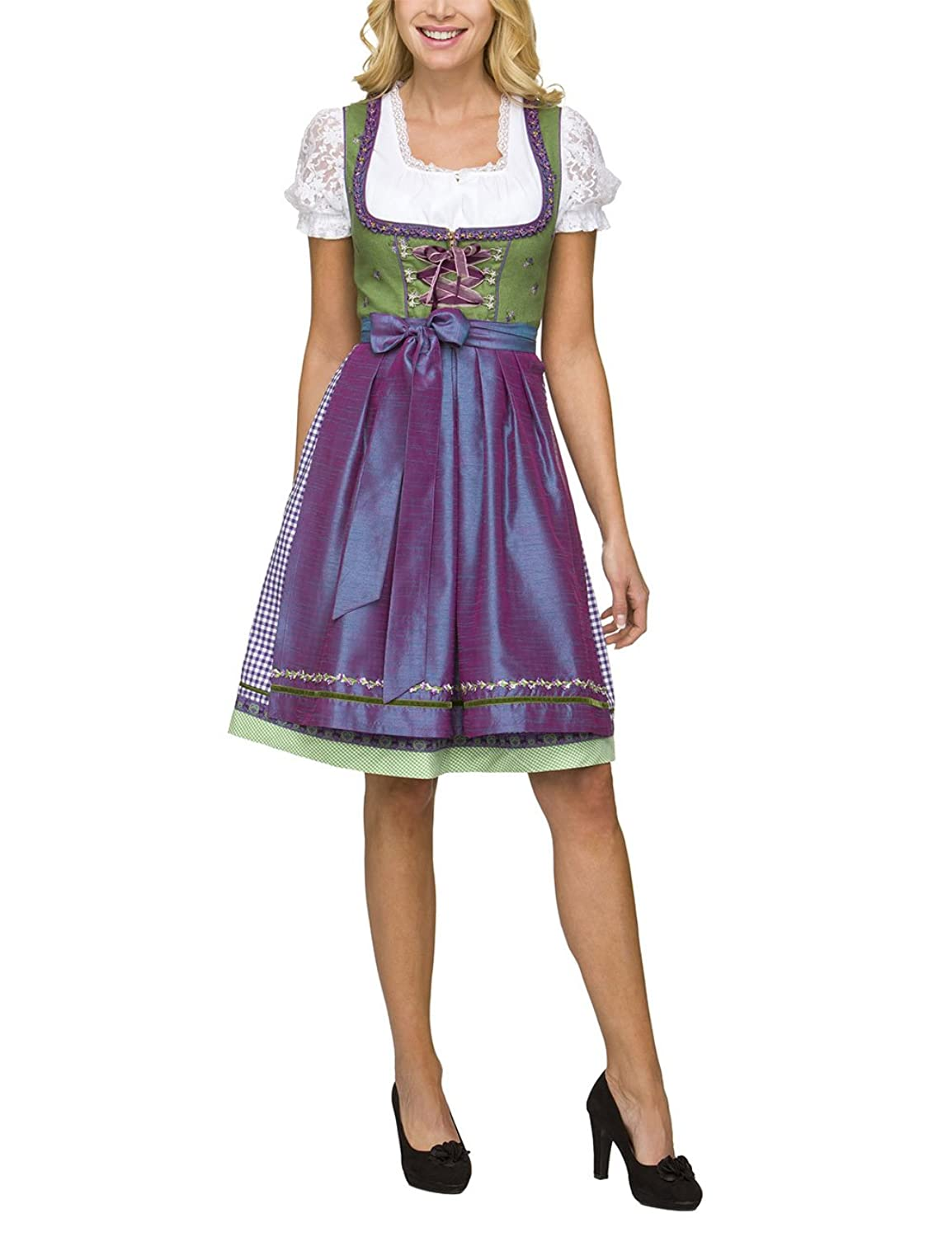 Stockerpoint Damen Dirndl Kirsten