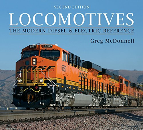 Locomotives: The Modern Diesel and Electric Reference (Collection Diesel)