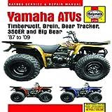 Yamaha ATVs Timberwolf, Bruin, Bear Tracker, 350ER and Big Bear, John Haynes, 1563928426