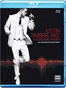 Justin Timberlake - Futuresex / loveshow - Live From Madison Square Garden [Blu-ray]
