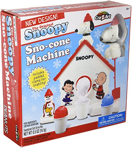 Snoopy Snow Cone Machine - Machine Sno Snoopy Cone