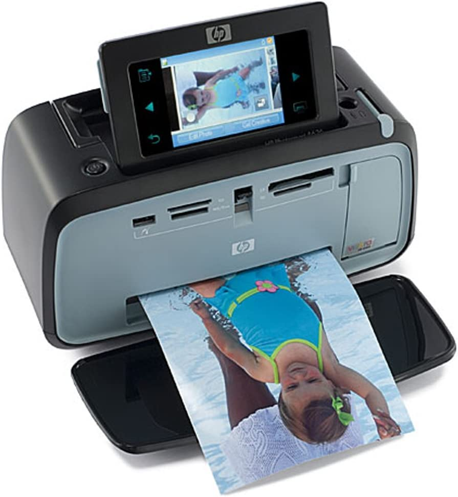 HP Photosmart A626 Compact Photo Printer (Q8541A#ABA)