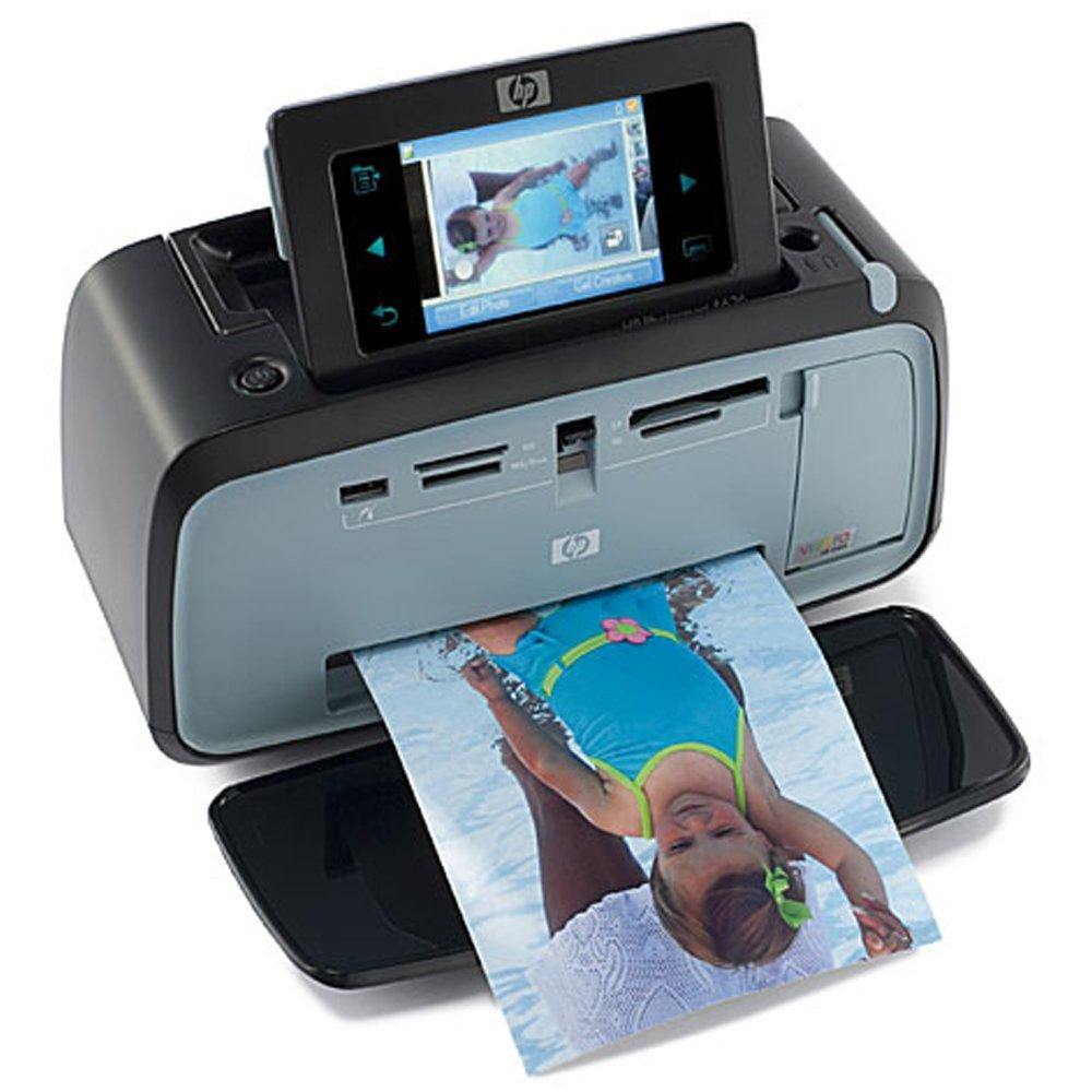 HP Photosmart A626 Compacto Impresora fotográfica (q8541 a ...