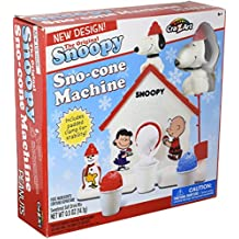 Snoopy Snow Cone Machine by Unknown