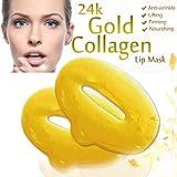Boolavard 10 Piece 24K Idratazione Della Pelle del gel di cura Labbro del Collageno Idratanti Maschere