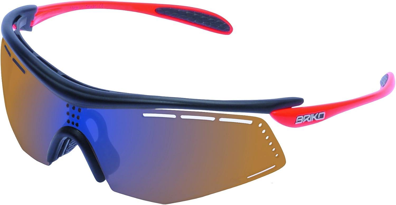 Briko Diablo TRX Duo - Gafas de Ciclismo Unisex, Color Negro ...