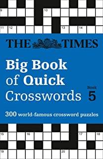 The Times Quick Crossword Book 23: 100 General Knowledge