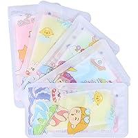 Cooling Strip, Gel Patch Soft Cooling Sticker 10st Cooling Sticker voor Nek voor Voorhoofd voor Hoofdpijn voor Tempels